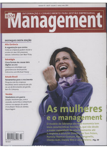 HSM Management - Ano 2004 -  N°.43