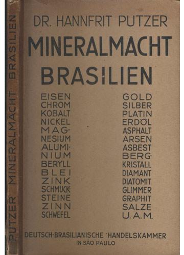 Mineralmacht Brasilien