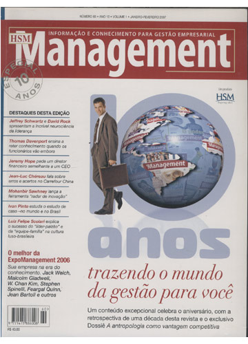 HSM Management - Ano 2007 -  N°.60