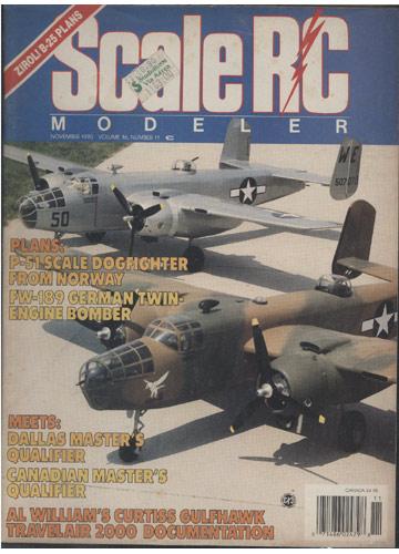 Scale RC Modeler - 1990 - Nº.11
