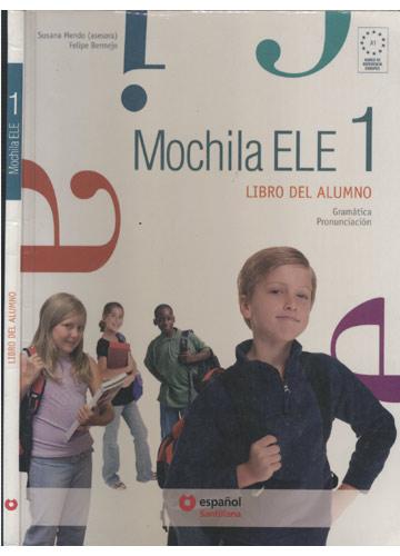 Mochila ELE - Volume 1 - Libro del Alumno