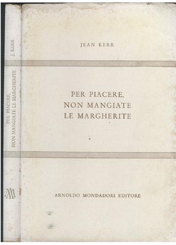 Per Piacere Non Mangiate le Margherite - Com Ex-Libris do Pennavaria di Monteraci