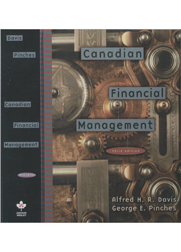 Canadian Financial Management