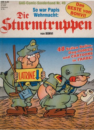 Die Sturmtruppen - N°.49