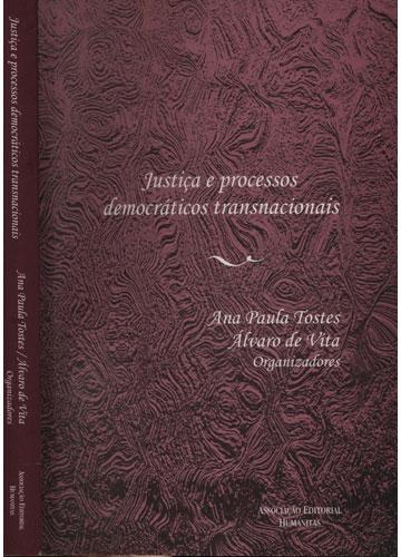 Justiça e Processos Democráticos Transnacionais