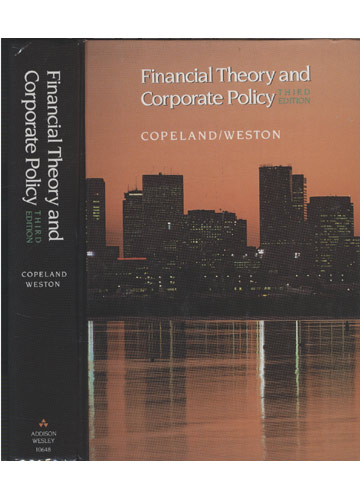 financial theory and corporate policy pdf