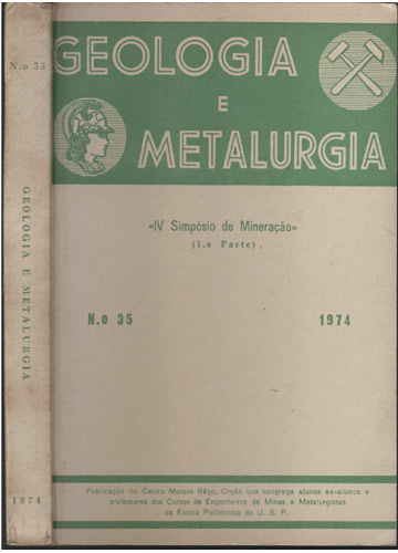 Geologia e Metalurgia - N°37