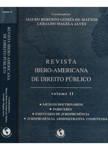 Revista Ibero-Americana de Direito Público - Volume II