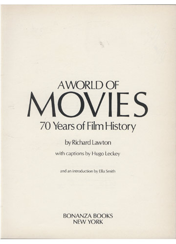 A World of Movies