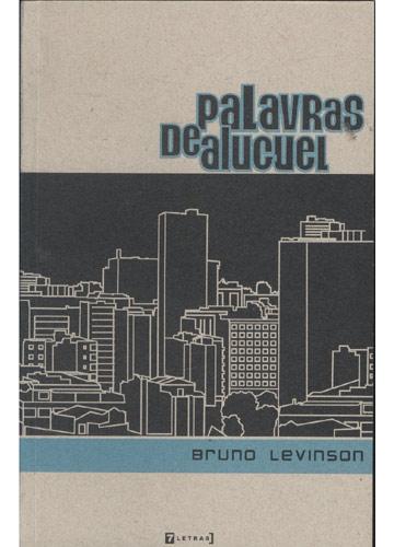 Bruno Levinson - Palavras de Aluguel