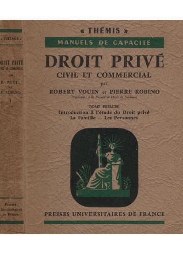 Droit Privé - Civil Et Comercial