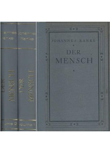 Der Mensch - 2 Volumes