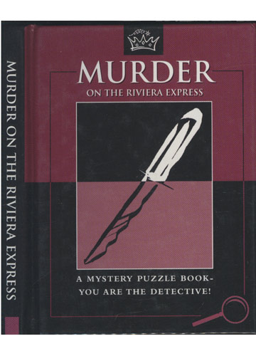 Murder On The Riviera Express