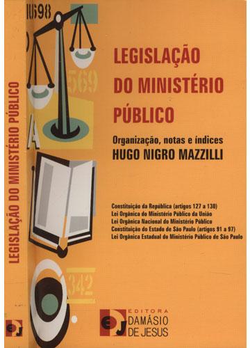 Legislação do Ministério Público