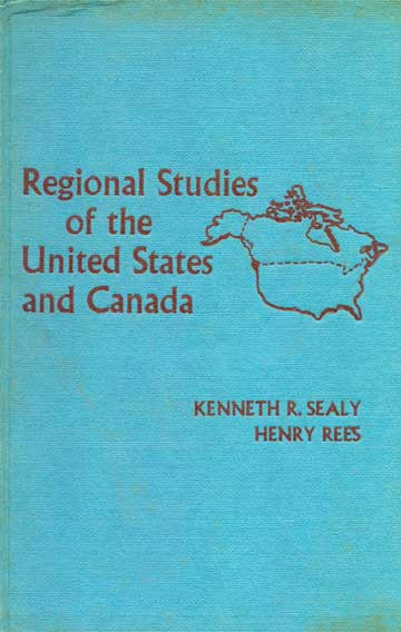 Regional Studies of the United States and Canada