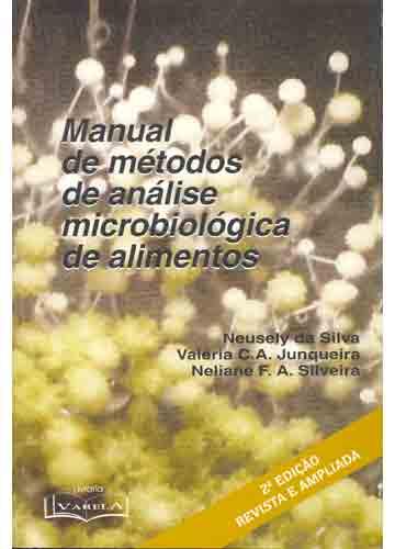 Livro - Manual de Métodos de Análise Microbiológica de