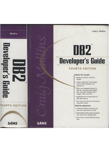 DB2 - Developer's Guide - Com CD