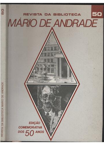 Revista da Biblioteca Mário de Andrade - Nº 50