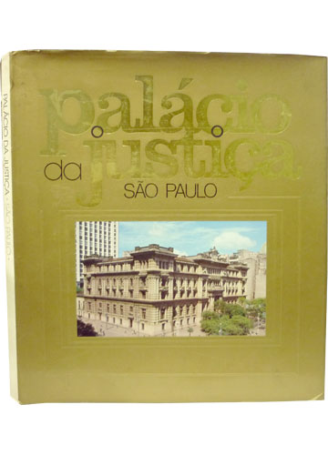 Palácio da Justiça - São Paulo