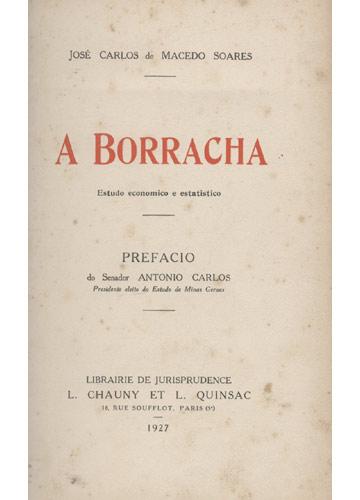 A Borracha