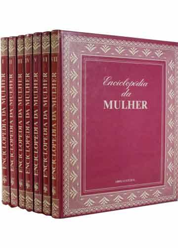 Enciclopedia da Mulher - 7 Volumes