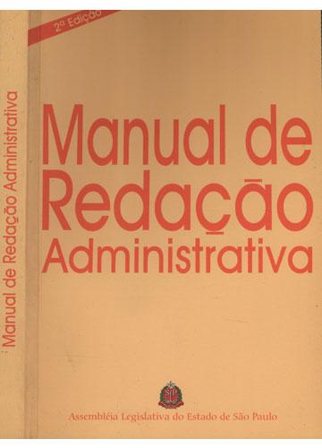 Manual de Redação Administrativa