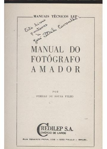 Manual do Fotógrafo Amador
