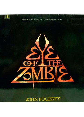 Eye of The Zombie *Single Importado**