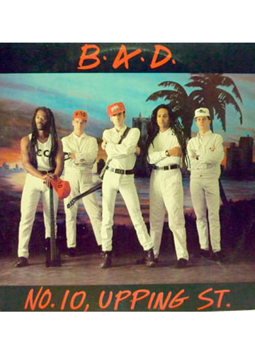 B.a.d. No Io Uppings St