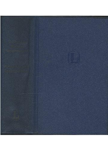 Diccionario Moderno Langenscheidt - Alemán-Español Español Alemán - L