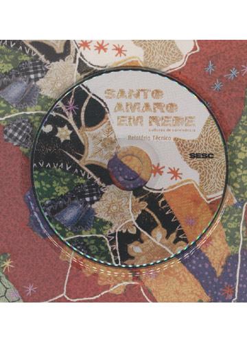 Sesc - Santo Amaro em Rede - Com CD