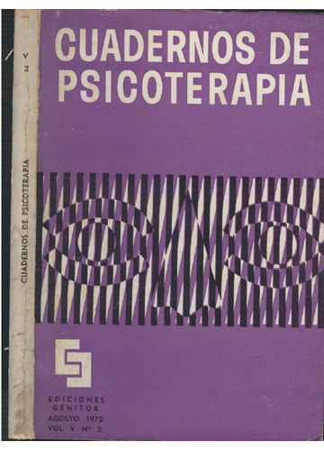 Cuadernos de Psicoterapia - Volume V - Nº. 2