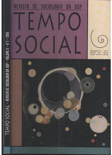 Tempo Social - Revista de Sociologia da USP - Volume 8 - Número 1 - 1996