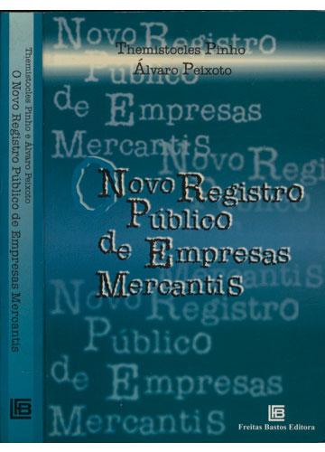 Novo Registro Público de Empresas Mercantis
