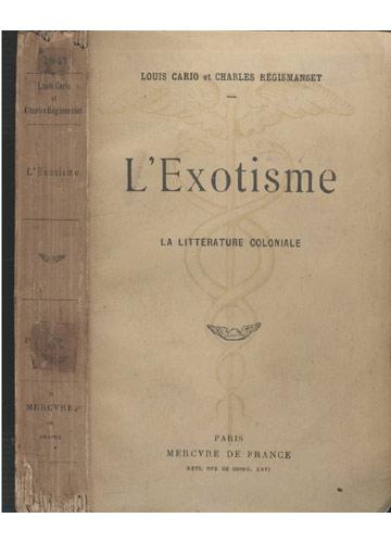 L'Exotisme