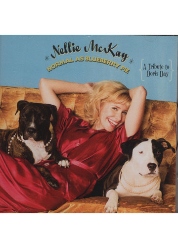 Nellie McKay - Normal as Blueberry Pie
