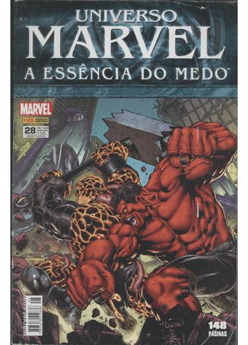Universo Marvel - Nº.28