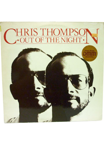 Chris Thompson - Out of The Night *Importado**