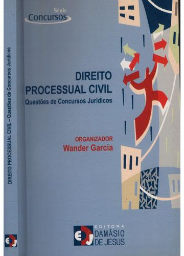 Direito Processual Civil - Questões de Concursos Jurídicos