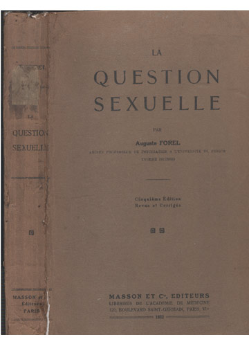 La Question Sexuelle
