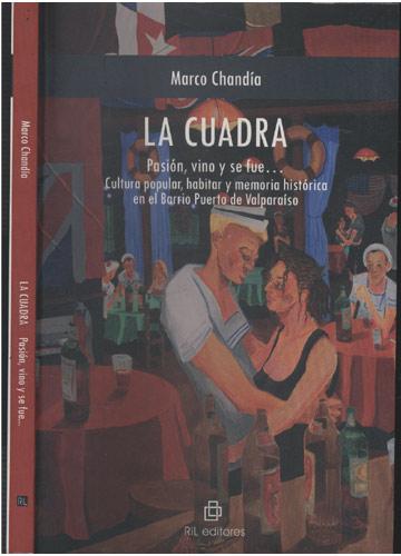 La Cuadra  - Pasión Vino y se Fue... - Com Dedicatória do Autor