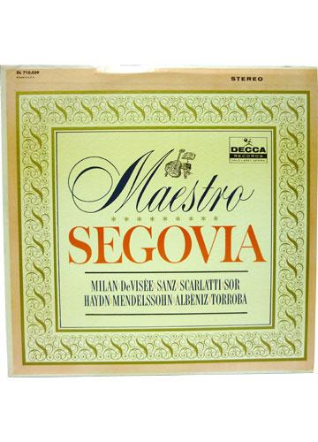 Maestro Segovia *Importado**