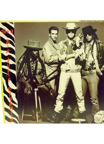 Big Audio Dynamite - This is Big Audio Dynamite