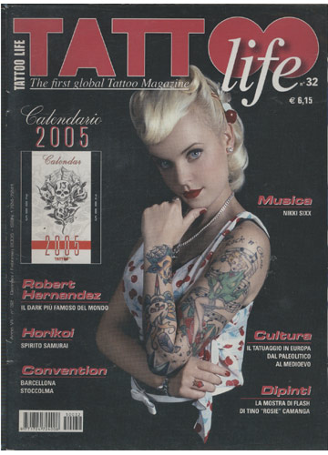 Tattoo Life - Nº.32