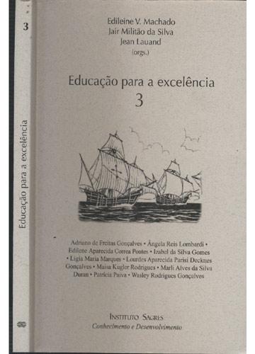 Educação para a Excelência - Volume 3