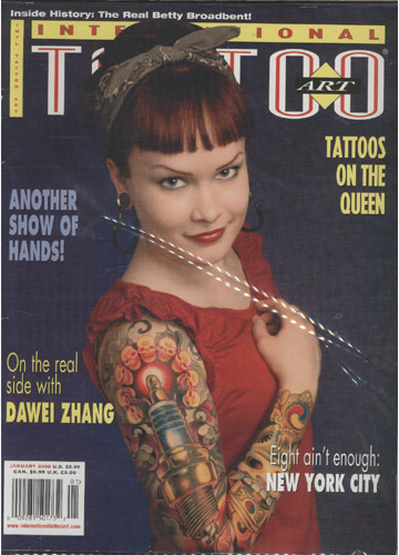 International Tattoo Art - January 2006