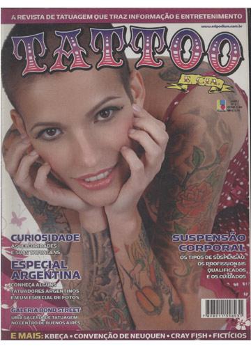 Tattoo & Cia - Ano 1 - Nº.03