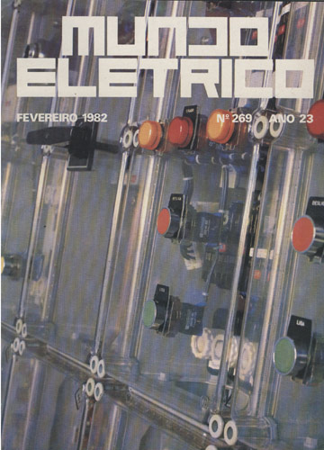 Mundo Eletrico - Ano 23 - Nº.269 - Fevereiro 1982