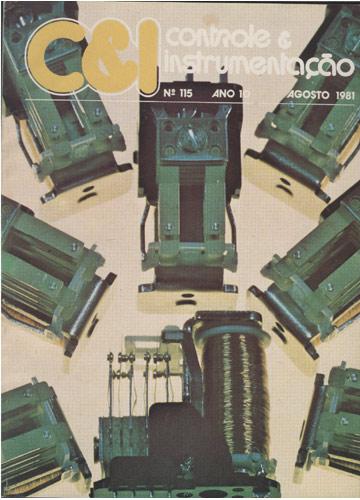 C&I - Controle & Instrumentação - Nº.115 - Ano 10 - Agosto 1981