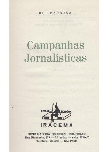 Campanhas Jornalísticas